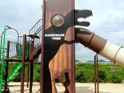 笠岡恐竜公園