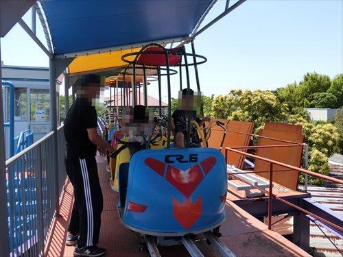 一本松展望園サイクルカー